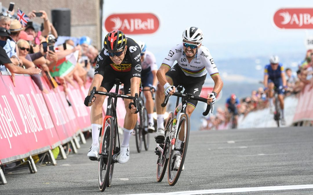 Tour of Britain, Stage Seven Timetable 11/09/21 – Hawick to Edinburgh via Duns